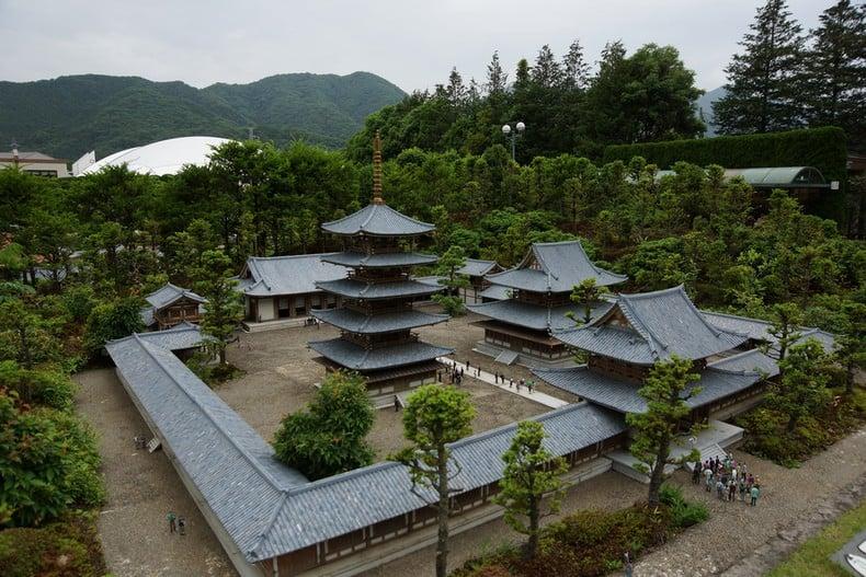 Período asuka - era da arte e budismo