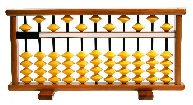Soroban - The art of calculating with Japanese abacus
