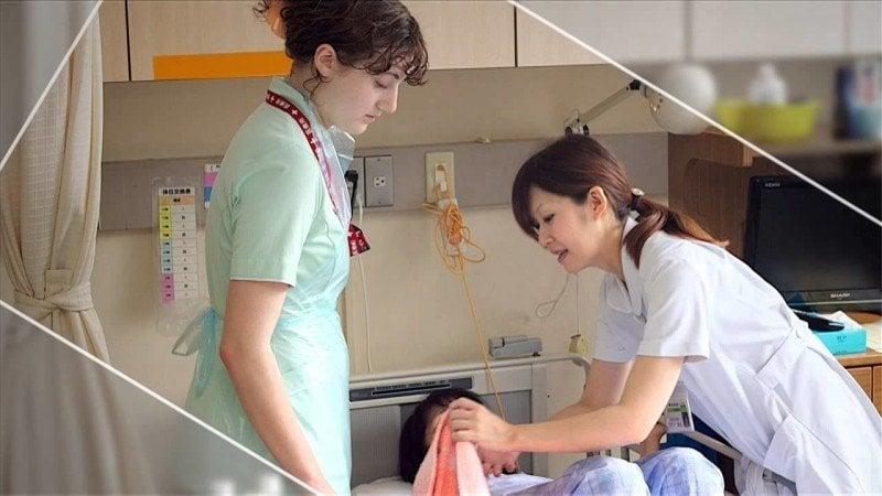 hospitais no Japão