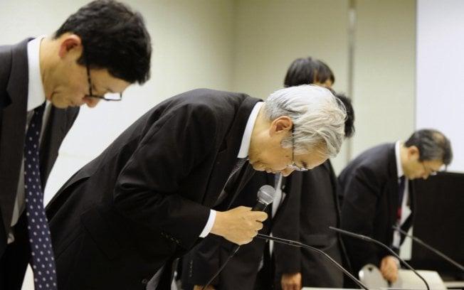 A honestidade dos Japoneses - curvar se honestidade 3