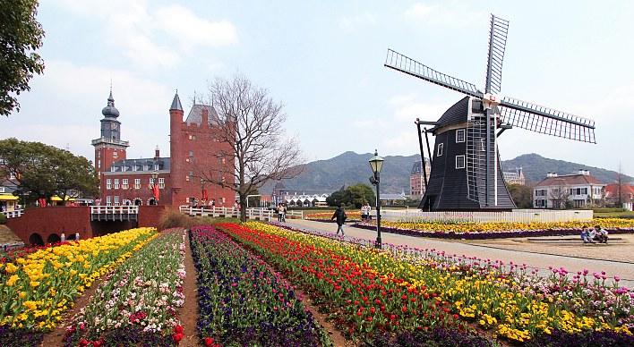 Os 10 melhores parques do Japão 6
