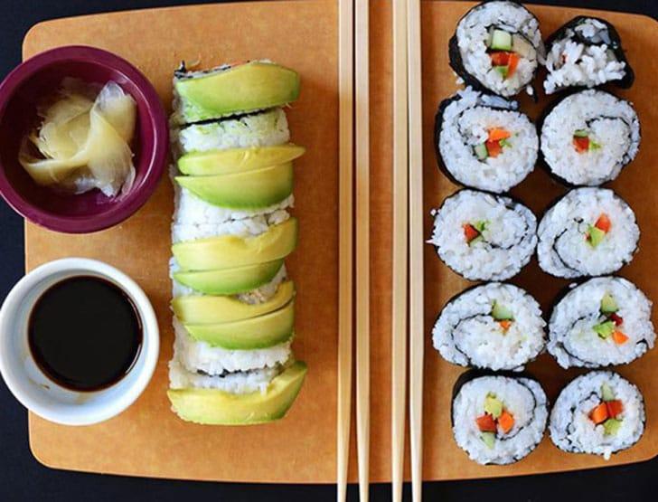 Sushi curiosidades