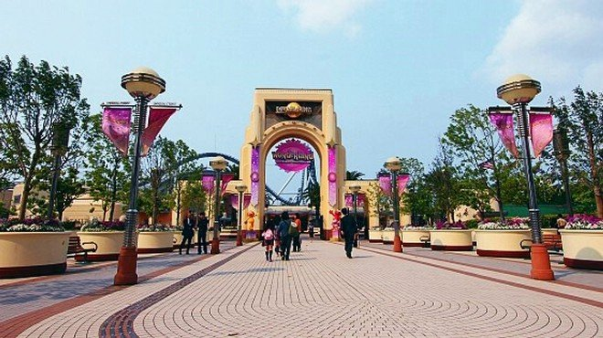 Os 10 melhores parques do Japão - universal studios japao 2