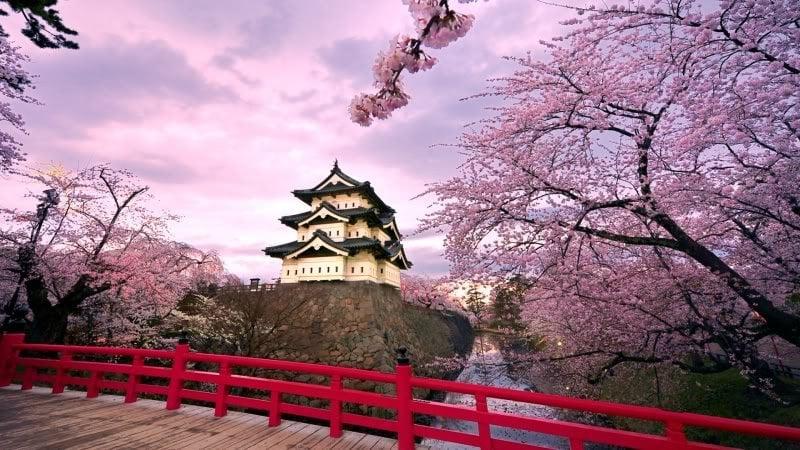 Castelo de hirosaki
