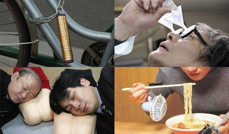 Os produtos Japoneses mais bizarros do Japan Trend Shop - invenções12 9