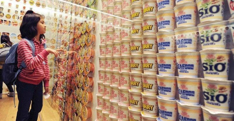 Cup noodles e miojo - faz mal? Origem e curiosidades - noodless 1