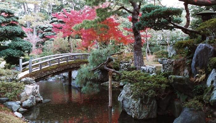 Jardim Japonês - Guia sobre os jardins tradicionais do Japão