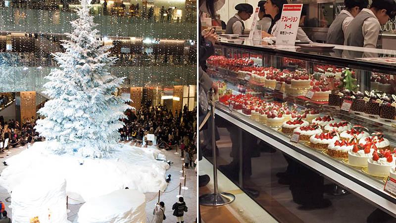 Natal no japão - como os japoneses comemoram o kurisumasu?