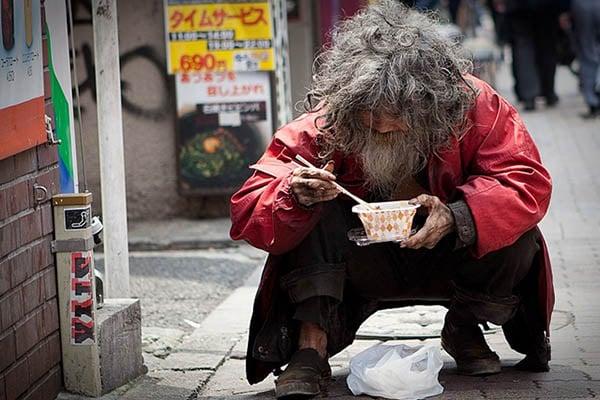 Pobreza no Japão - Existem japoneses pobres?