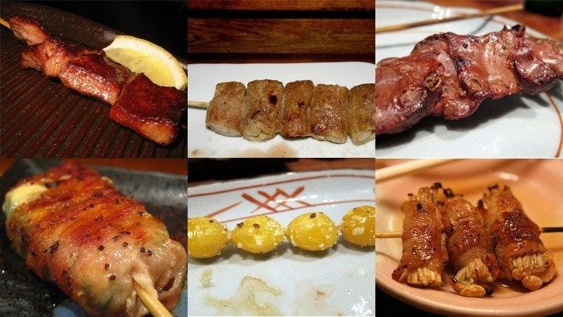 As 100 comidas japonesas mais populares do Japão - yakitori 1