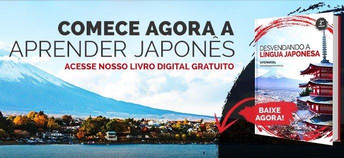 Os melhores livros para aprender japonês em português - desvendando a lingua japonesa 1