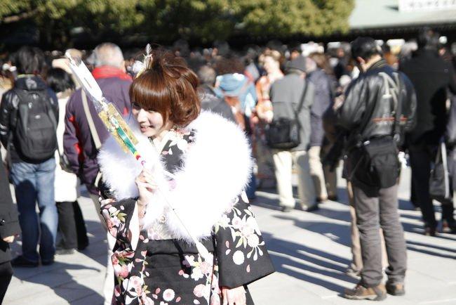 Ano novo no Japão - japonesa ano novo 2