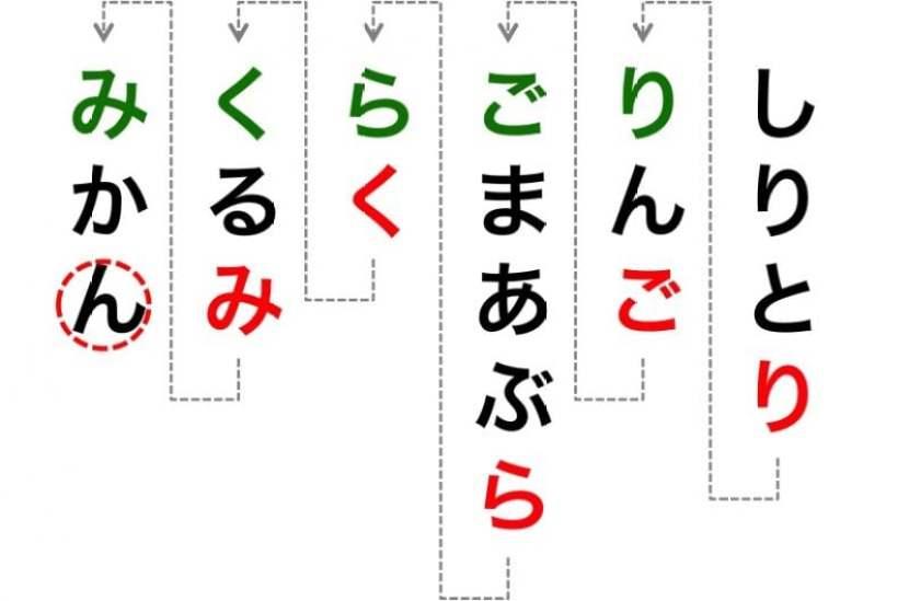 shiritori