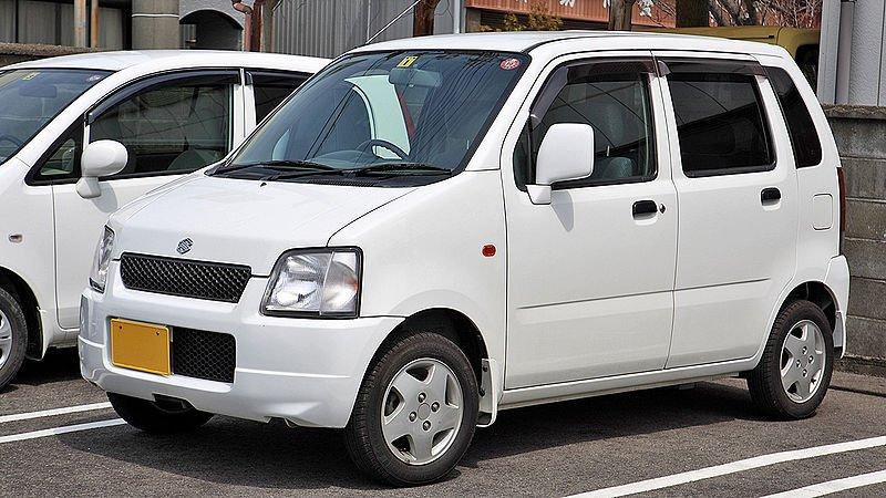 Quanto tempo dura a viagem ao Japão? - Suzuki Wagon R 2