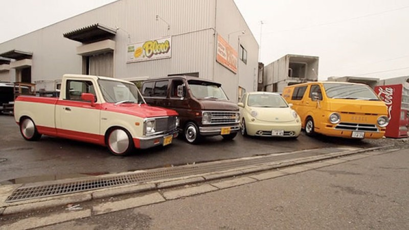 Kei Jidousha - Os mini carros com motor 0.6