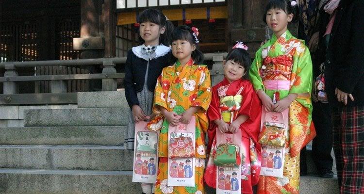 Kodomo no hi, hina matsuri e shichigosan - dia das crianças no japão