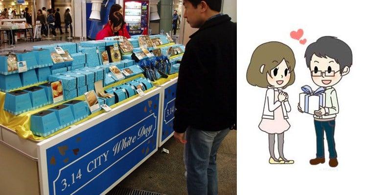Como conquistar e namorar uma japonesa - Dicas e curiosidades - whiteday2 2