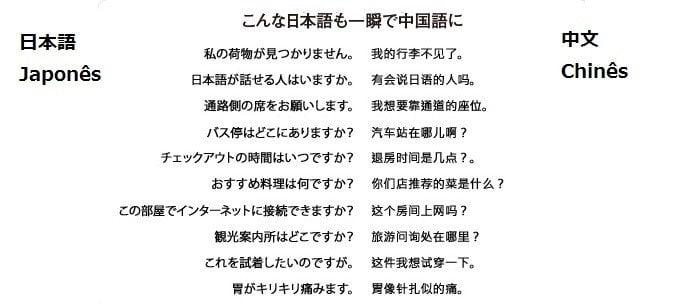 Mentiras generalizadas que falam sobre o Japão! - chinese 4