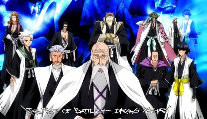 Bleach - um anime com grande potencial que virou rei dos fillers