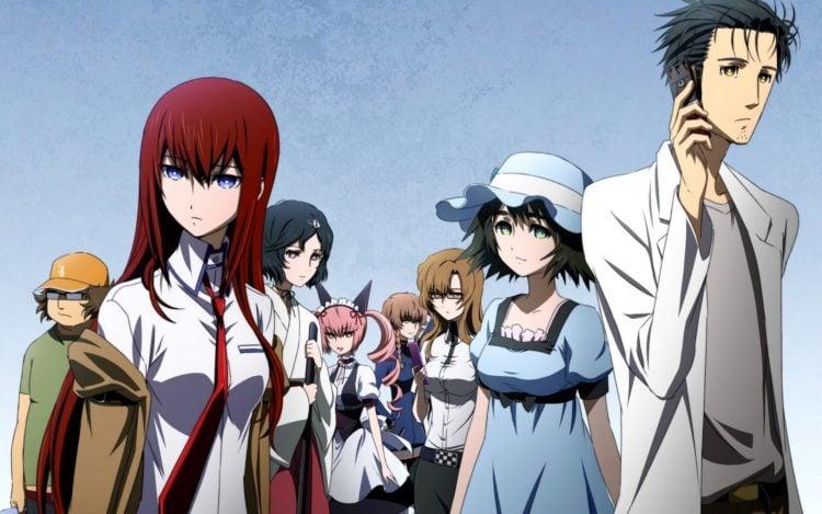 Animes psicológicos - os melhores thriller, suspenses e mistérios - steins gate e1462092775765 6