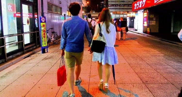 A exposição e consentimento sexual no japão