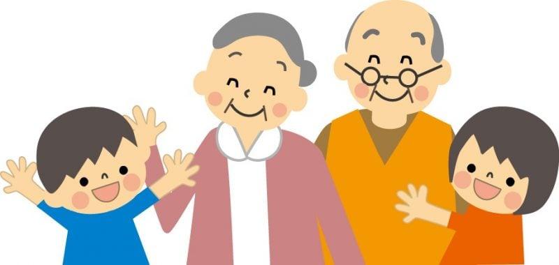 O respeito pelos mais velhos