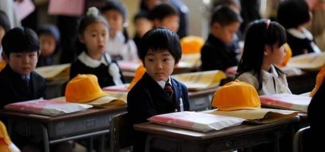 escolas no Japão