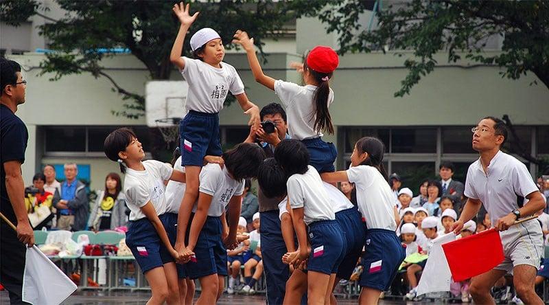 25 curiosidades sobre a educação japonesa de causar inveja
