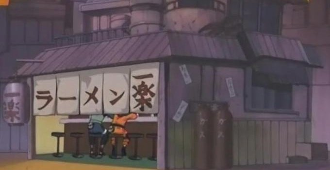 Masashi Kishimoto - História do autor de Naruto - ichiraku 1