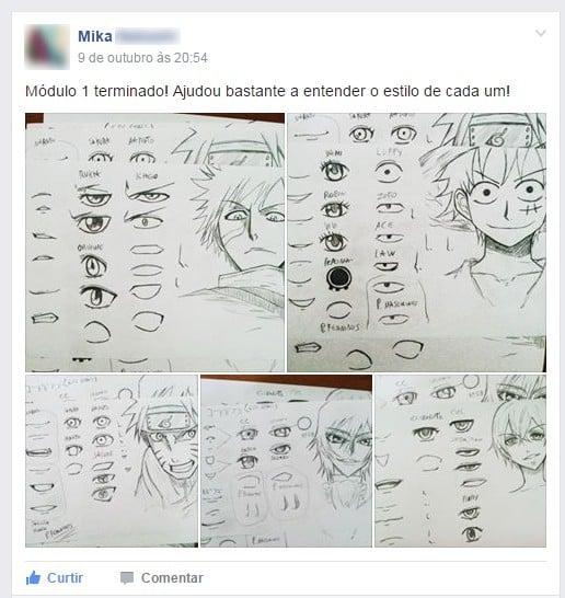 Método Fan Art - Aprenda a desenhar com Mayara Rodrigues