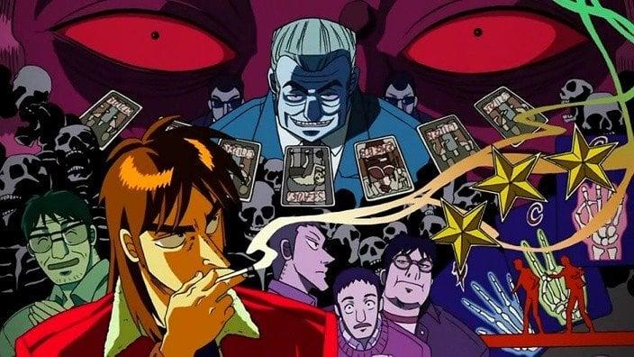 Kakegurui - personagens, história, curiosidades, nova temporada