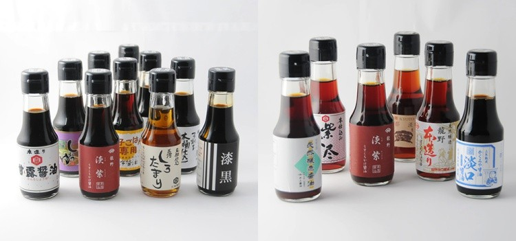 Os principais temperos ou condimentos japoneses