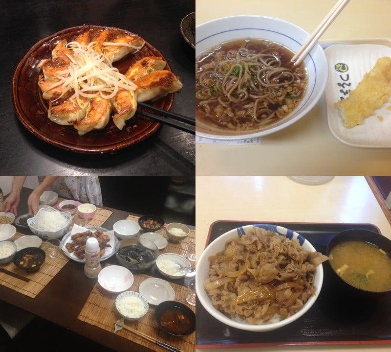Giải phẫu của một bữa ăn Nhật Bản