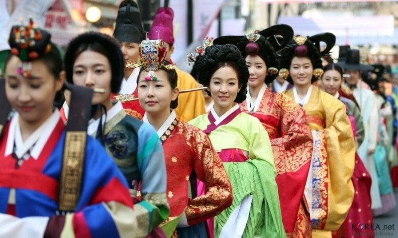 Saranghae - Diversas maneiras de dizer amor em Coreano - Korea 1