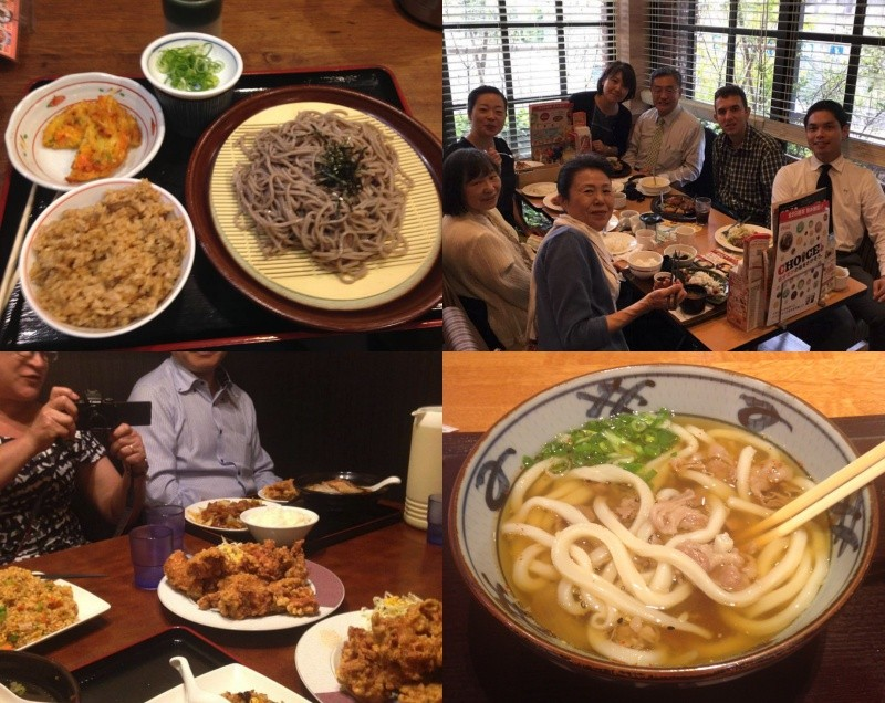 Viagem ao Japão 2016 - O que eu comi? 4