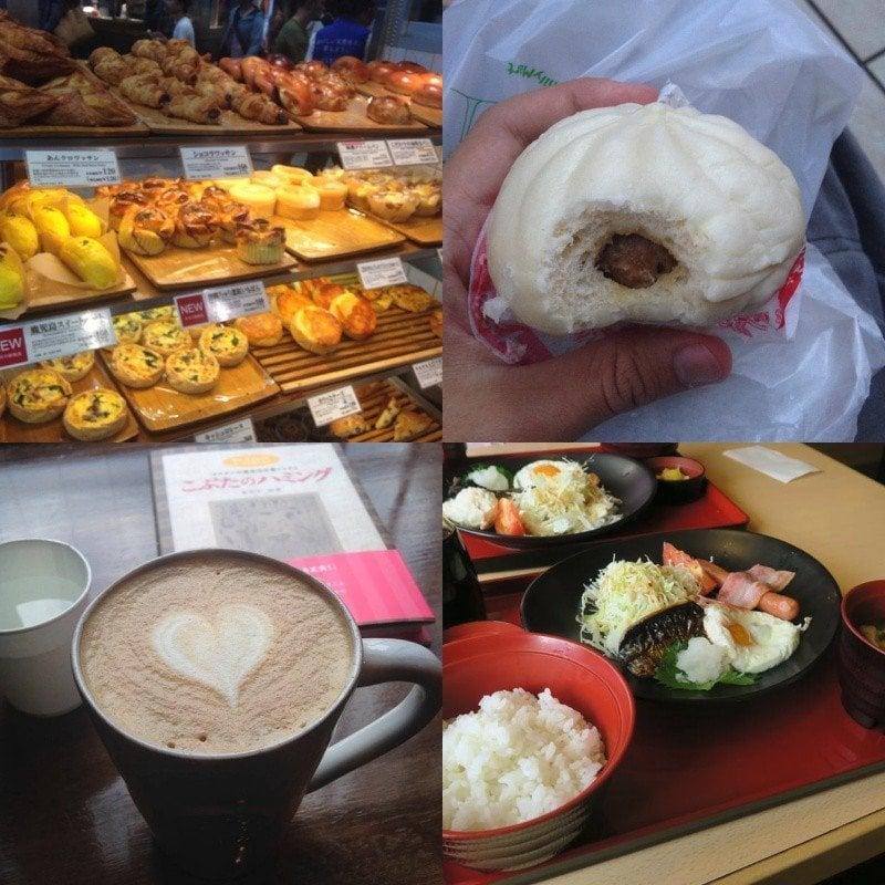 Viagem ao Japão 2016 - O que eu comi? 1