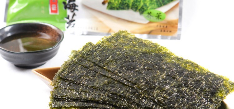 Nori - Tudo sobre a famosa alga utilizada no sushi - nori3 2