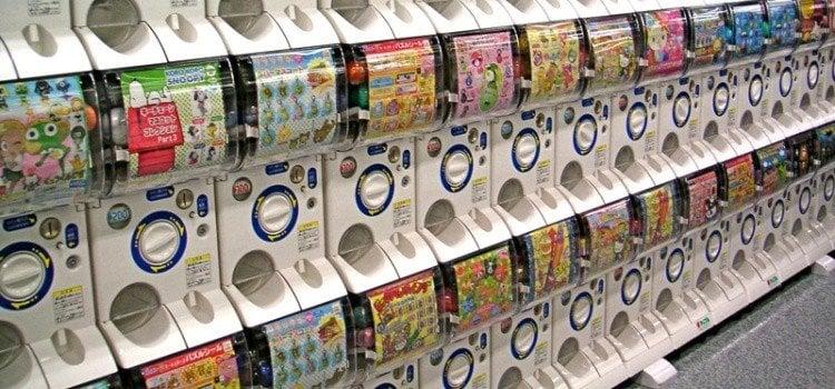 Gashapon = guia de colecionáveis action figures japoneses