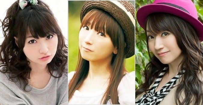 Seiyuu - As dubladoras japonesas mais belas e famosas - seiyuu3 1