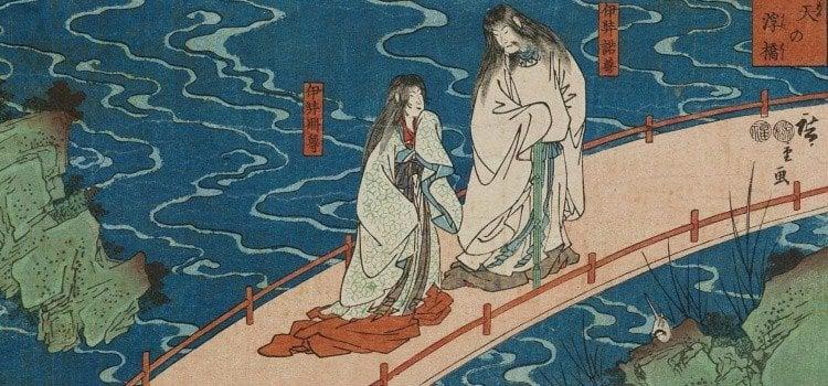 Resumo da história do Japão contada em Eras - izanaginami 1