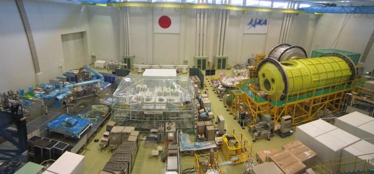 JAXA - Agência Japonesa de Exploração Aeroespacial -  2