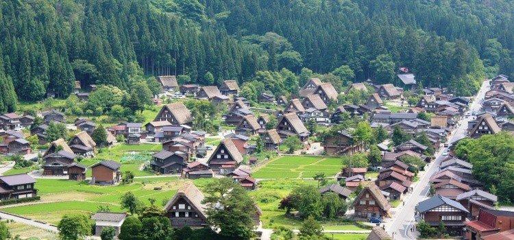 Mentiras generalizadas que falam sobre o Japão! - shirakawago 2