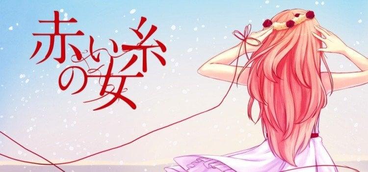 Akai Ito - A lenda do fio vermelho do destino - akai ito vermelho 1