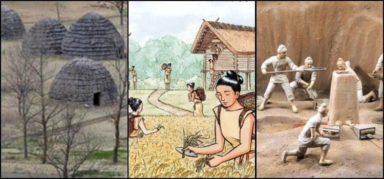 Resumo da história do japão contada em eras