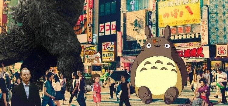 Diferenças entre Jogos, filmes e mídias japonesas com ocidentais - cinema 2