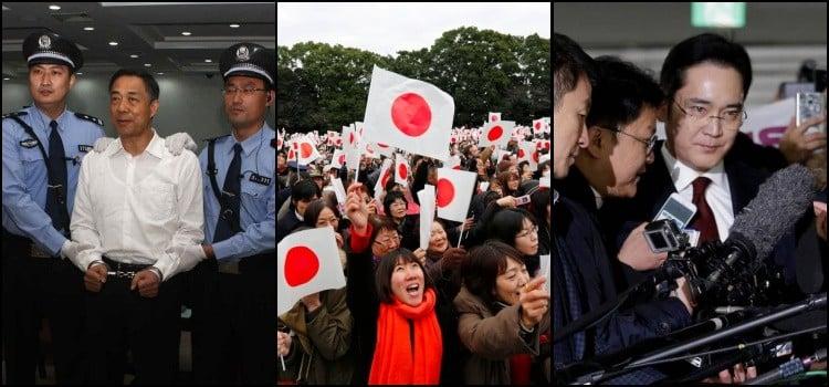Corrupção no japão - os 10 maiores escândalos