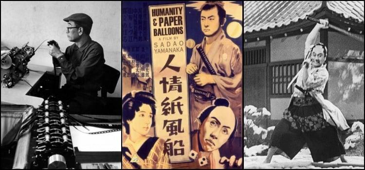 Você conhece a Historia do cinema no Japão? 1