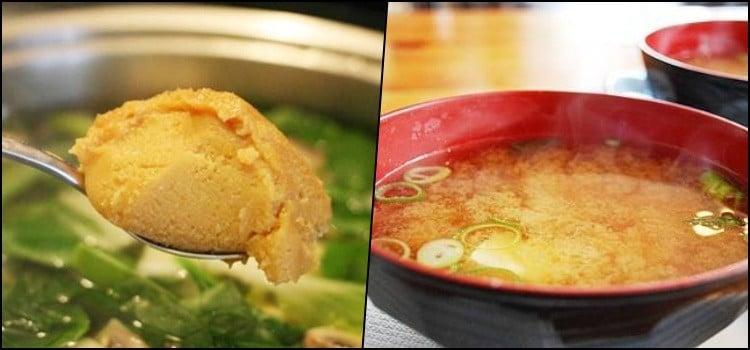 Os principais temperos ou condimentos japoneses - misso 1