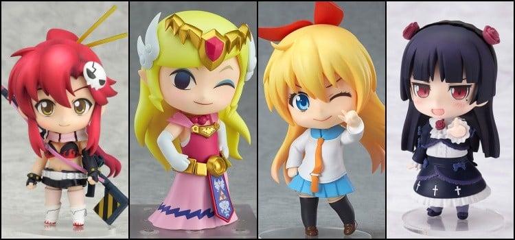 Nendoroid - Conheça as figures do tipo Chibi 1
