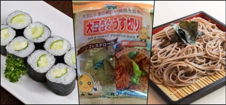 vegetariano no Japão